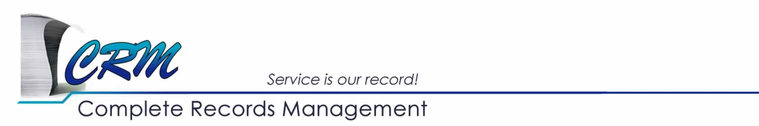 Complete Records Management - electronic document and records management for government agencies and independent school districts in Texas
